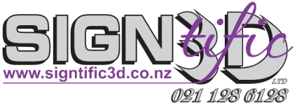 Signtific 3D - Christchurch Signwriters